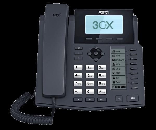 3CX VoIP X51 Hardware